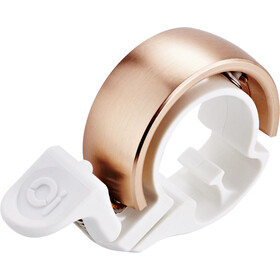 Knog Oi Classic Ringklocka white/brass